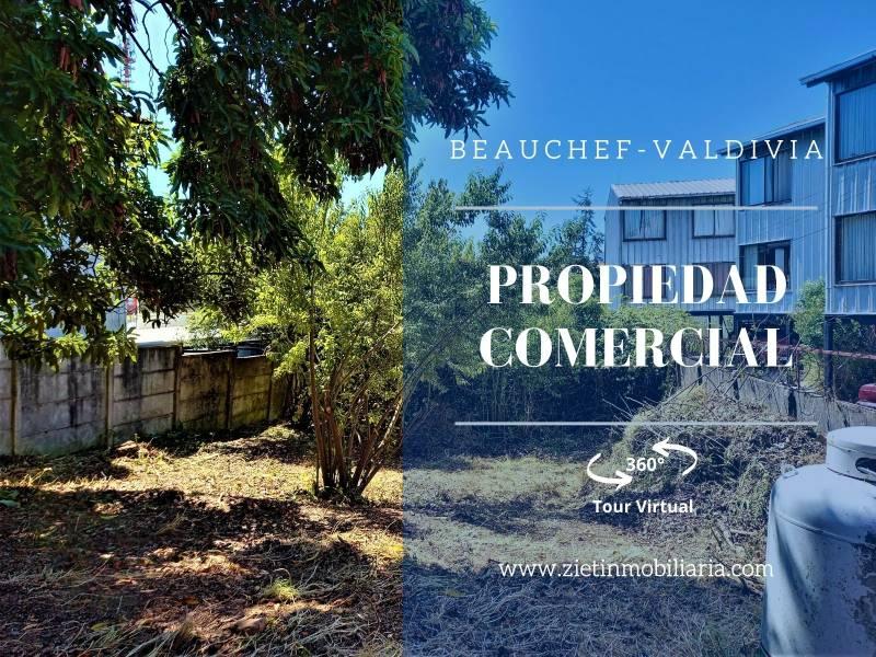 PROPIEDAD COMERCIAL FRENTE A CLINICA ALEMANA EN VALDIVIA