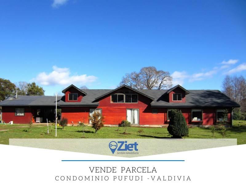 VENDO CASA EN PARCELA CONDOMINIO PUFUDI - VALDIVIA
