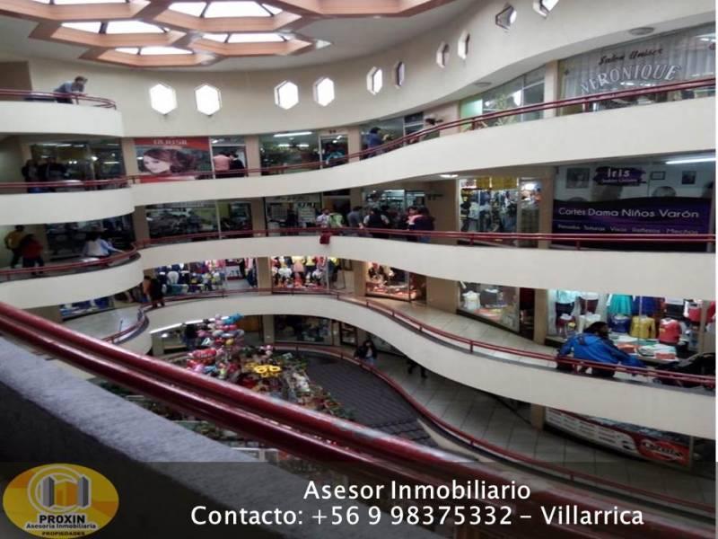OPORTUNIDAD DE INVERSIÓN: LOCAL EDIFICIO POLICENTRO TEMUCO