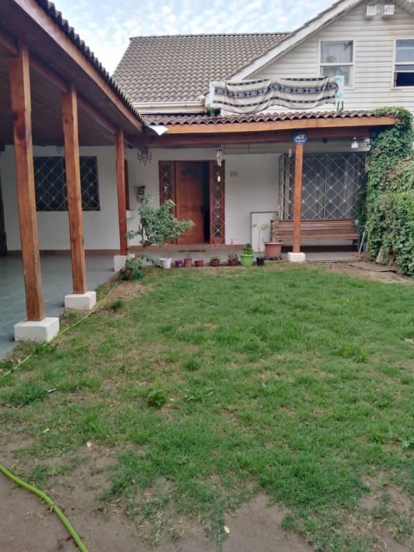 Venta linda casa sector Santa Maria Maipu