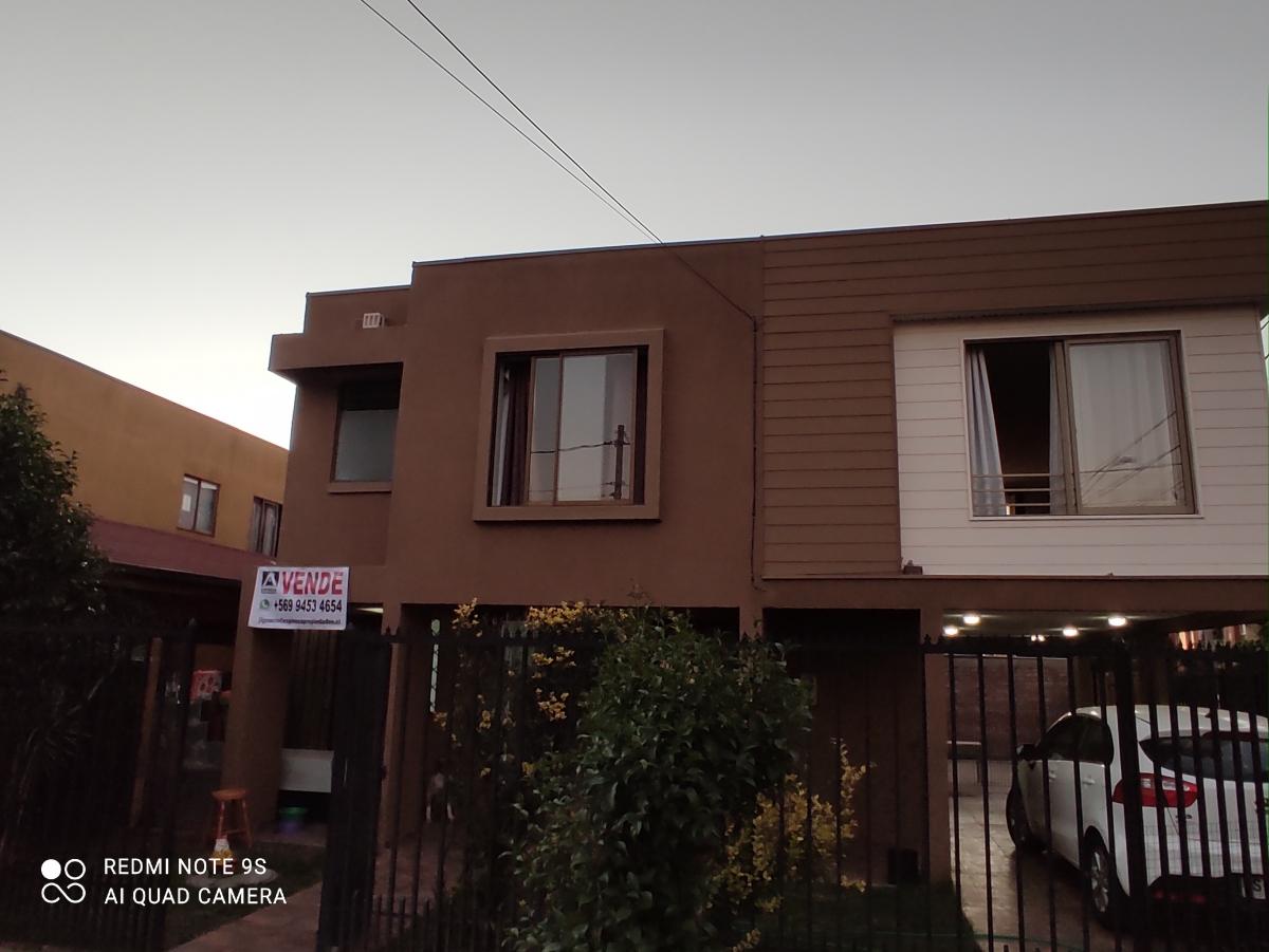 Excelente Casa Barrio las Rosas Maipu