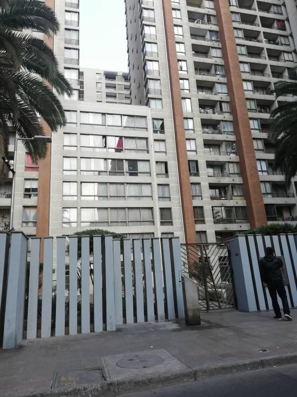 Excelente Departamento Santiago Centro