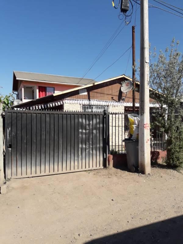 VENDE CASA Villa Las Aralias, Padre Hurtado
