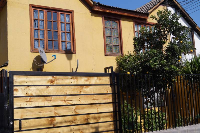 VENDE Casa,Parad 9 Pajaritos, Villa Los Claveles II,Maipú