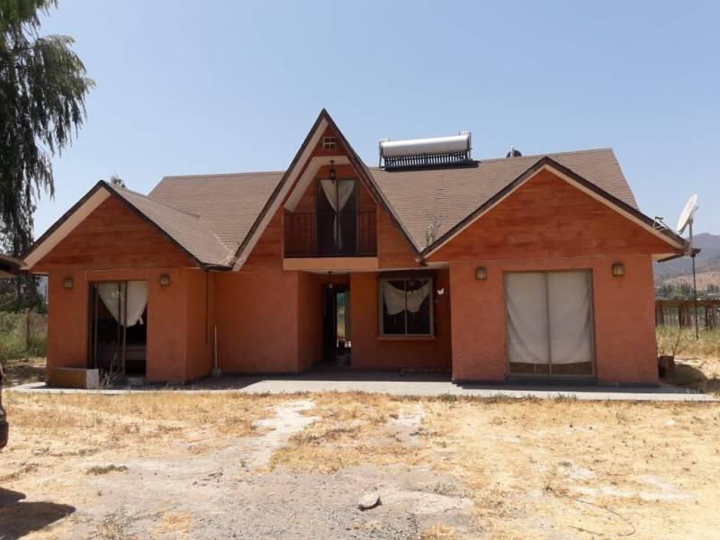VENDE Casa en Parcela,Sector de las Chilcas, Culipran