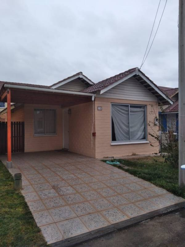 ARRIENDA Acogedora Casa 3D 1B Comuna de Puente Alto.