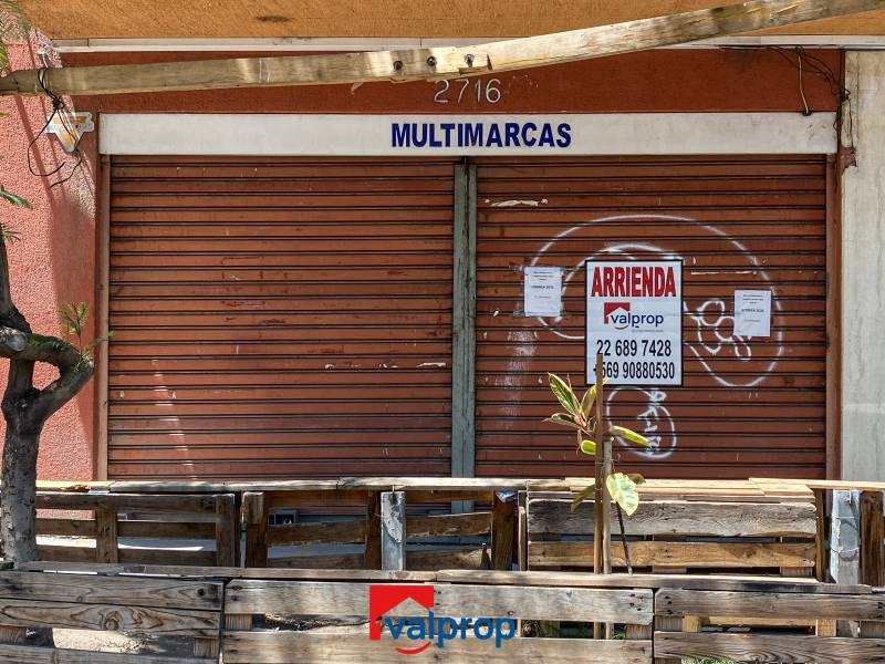 LOCAL COMERCIAL EN BARRIO MEIGGS