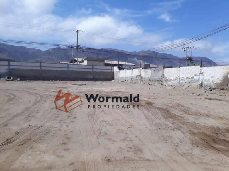 Amplio Terreno Sector La Chimba, zona mixta residencial
