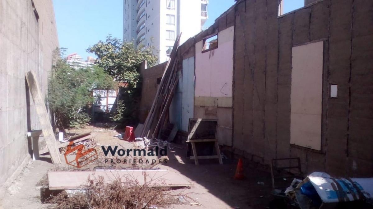 Terreno en calle Coquimbo