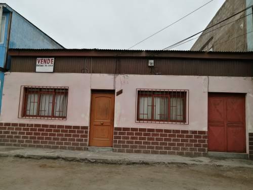 Casa como terreno calle tacna con iquique