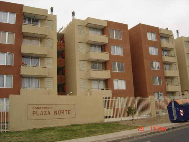 DEPARTAMENTO EN CONDOMINIO PLAZA NORTE