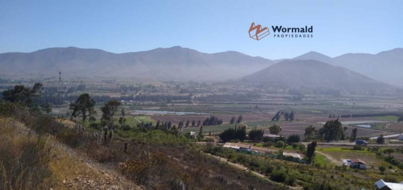 Se vende hermoso terreno de 5200 Mt, camino a valle de Elqui