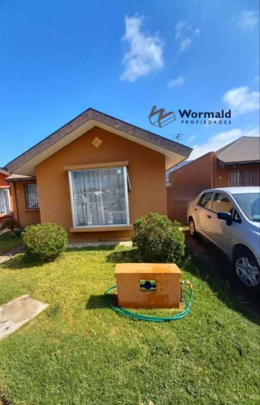 Se vende hermosa casa en la Serena, sector la Florida.