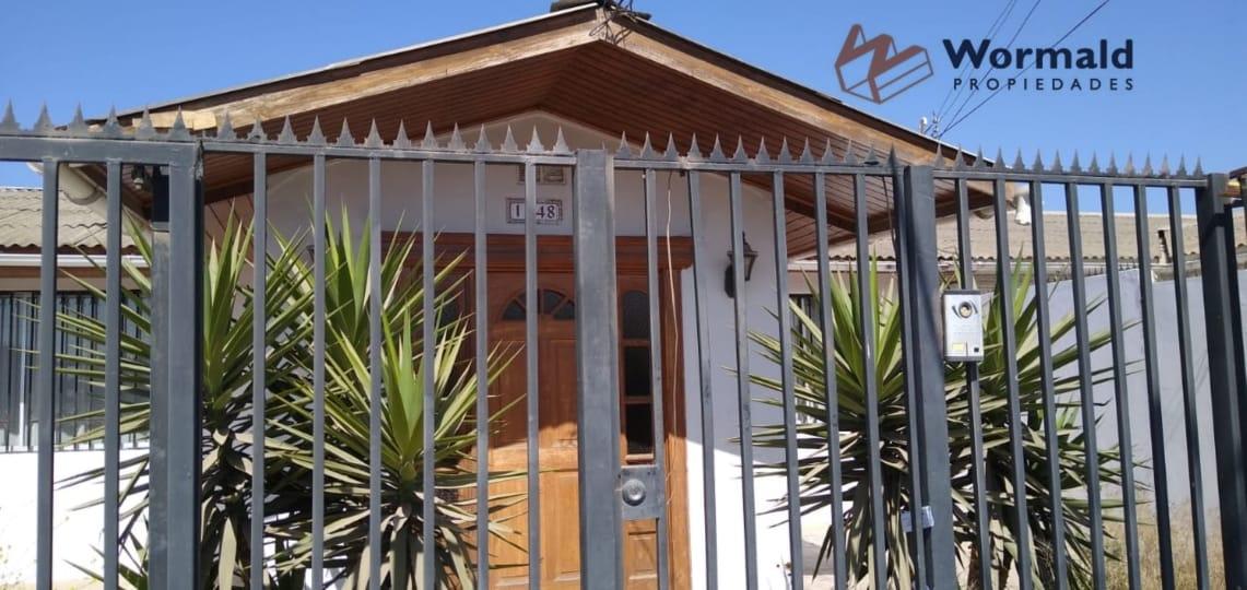 Se venden 2 casas, Av Salvador Allende bosque San Carlos.