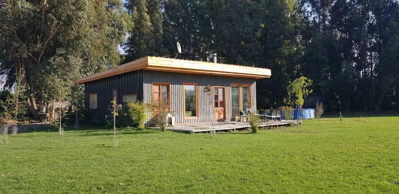 Acogedora casa en parcela en Colonias de Paine