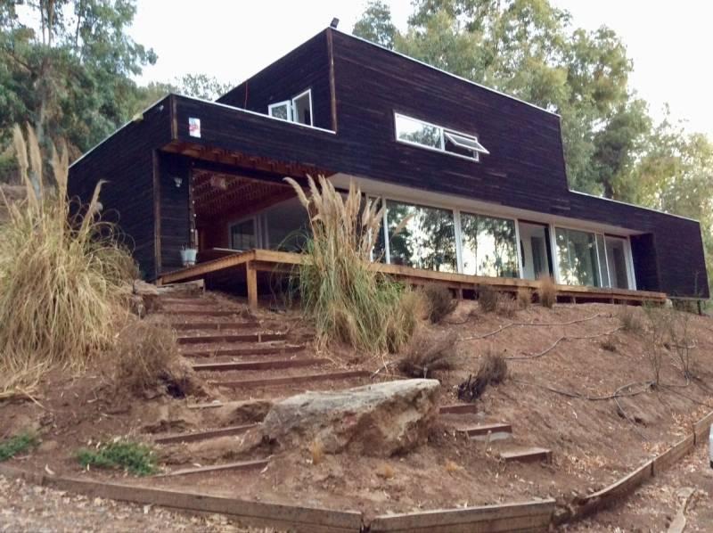 Espectacular casa moderna en entorno campeste
