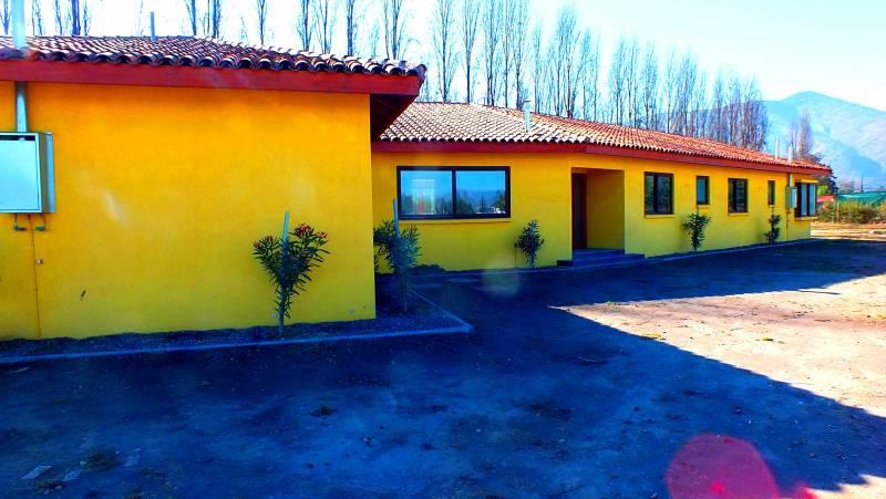Casa Nueva con finas terminaciones en Condominio de Parcelas