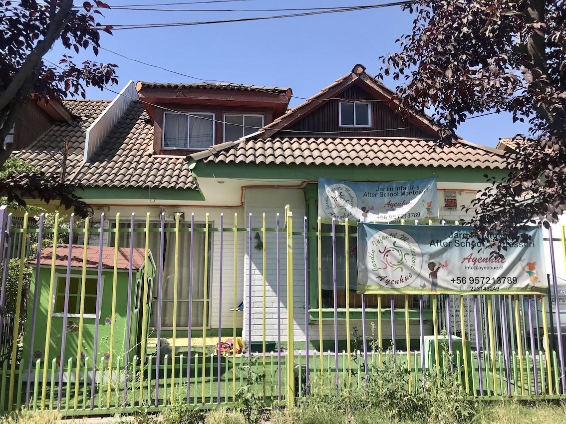 Casa Comercial Av El Valle