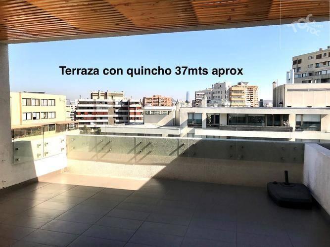 Depto Duplex Las Condes