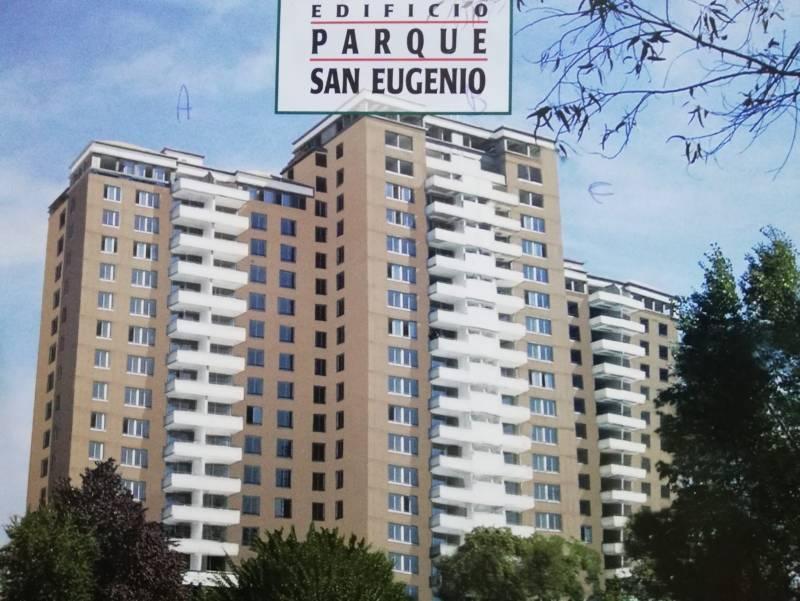 Precioso departamento en venta Ed Parque San Eugenio, Ñuñoa.