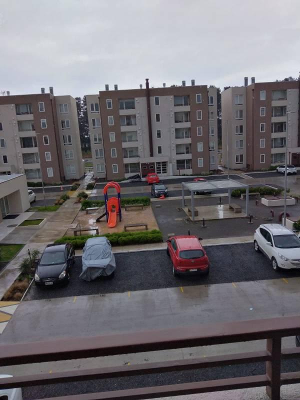 Dpto 2D/1B  + estacionamiento Condominio El Rosario $350.000