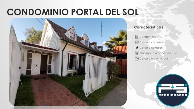 CONDOMINIO PORTAL DEL SOL / ACCESO A RANCAGUA POR AV KENNEDY