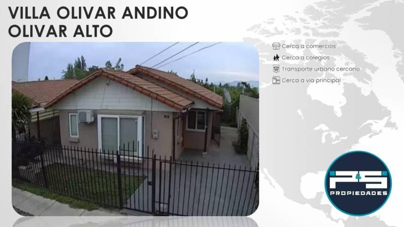 Villa Olivar Andino / Olivar Alto