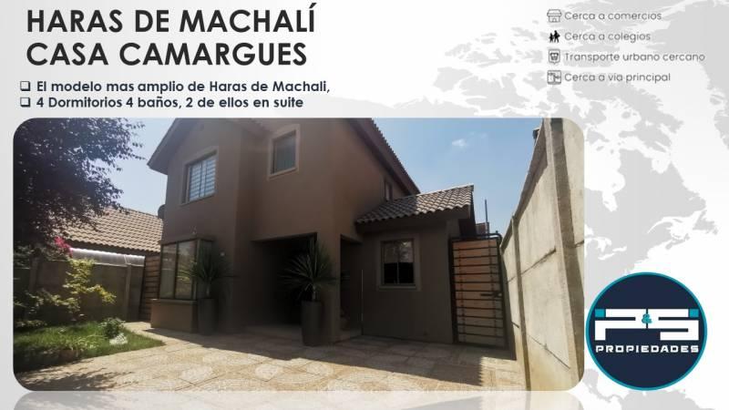 Hermosa casa en Haras de Machali / P&S Propiedades SpA Vende