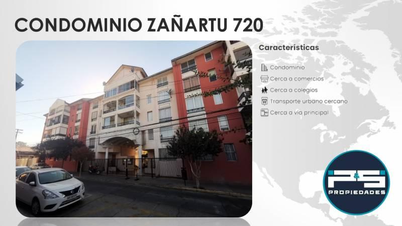 Condominio Zañartu / P&S Propiedades Arrienda