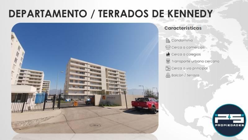 TERRADOS DE KENNEDY / ACOGEDOR DEPARTAMENTO DE 2 DORMITORIOS