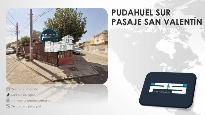 SANTIAGO / PUDAHUEL SUR A PASOS DEL METRO PAJARITOS