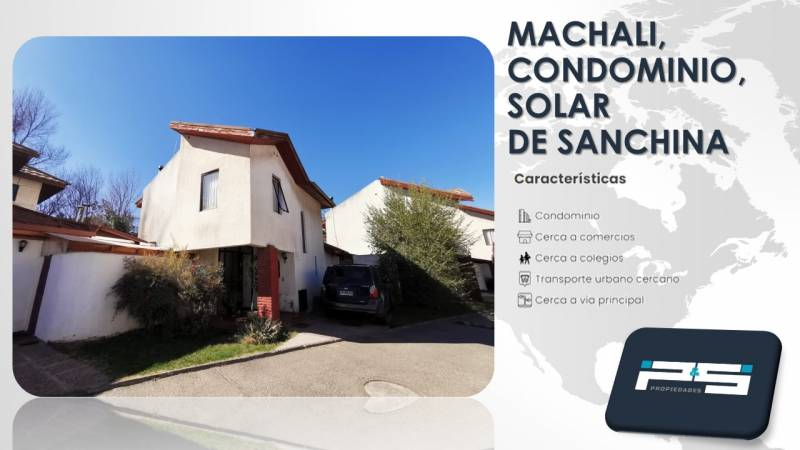 MACHALI, CONDOMINIO, SOLAR DE SANCHINA