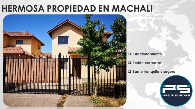 Las Pircas / Machali / Hermosa propiedad en Venta