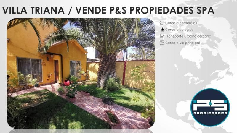 Avenida principal - Villa Triana - Ideal Comercial
