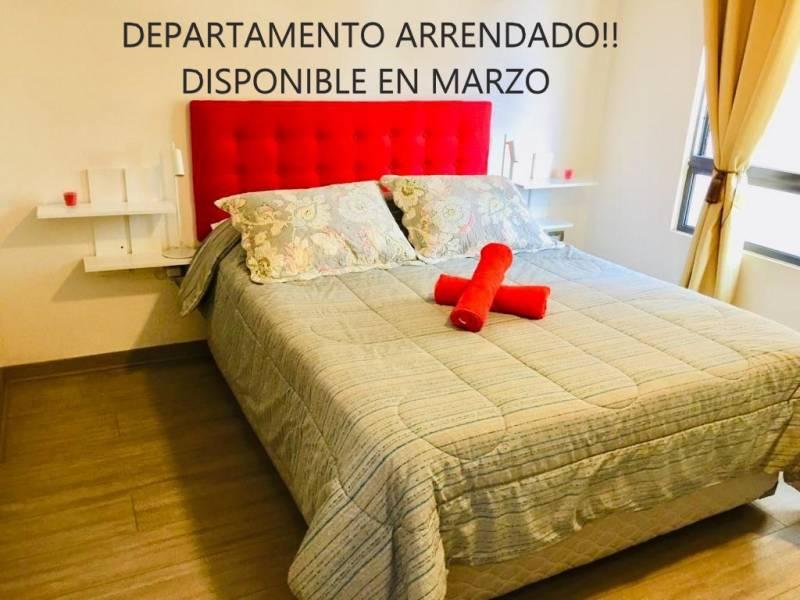 DEPARTAMENTO ARRENDADO!! GRACIAS POR PREFERIRNOS!!