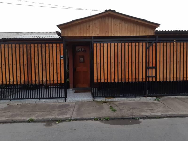 ARRIENDO CASA 3 DORMITORIOS EN PUDAHUEL SUR