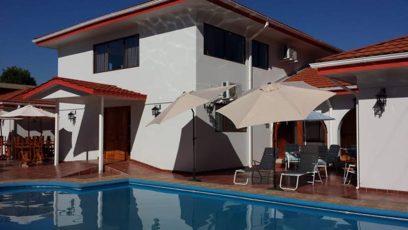 VENDO HOTEL PUB RESTORANT PANIMÁVIDA, COLBUN LINARES
