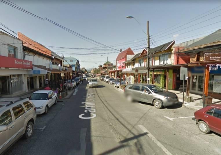 Arriendo Local Habilitado, Mejor Calle de Villarrica