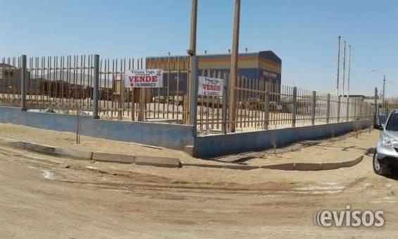 Vendo terreno industrial La Negra, Antofagasta