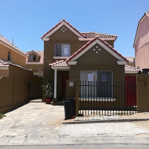 Hermosa casa en Condominio, sector norte de Antofagasta