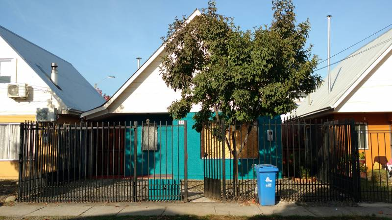 Excelente casa en villa do a antonia talca top propiedades for Inmobiliaria popular