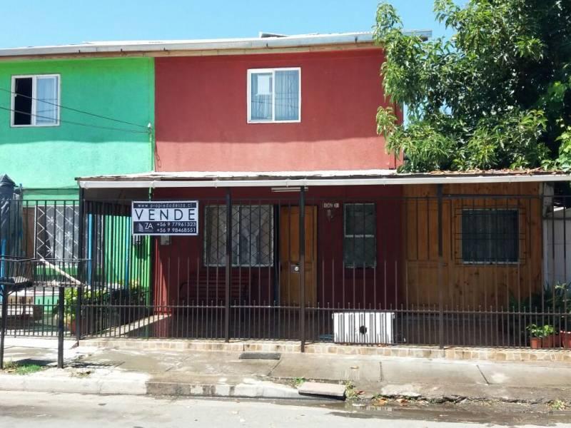 CASA EN VILLA CARLOS GONZALEZ, MAULE.