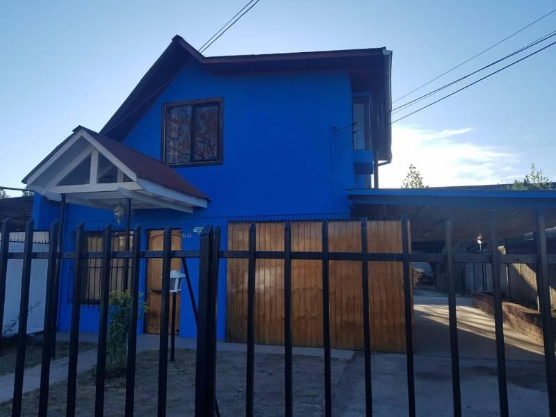 CASA EN VILLA NUEVO HORIZONTE, TALCA.