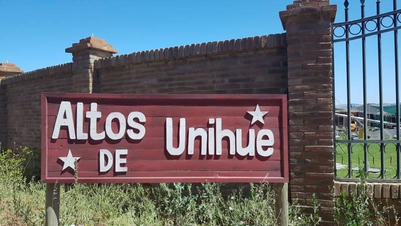 PARCELA EN ALTOS DE UNIHUE, TALCA.
