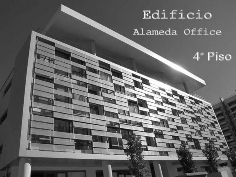 2 OFICINAS EN EDIFICIO ALAMEDA OFFICE TALCA.