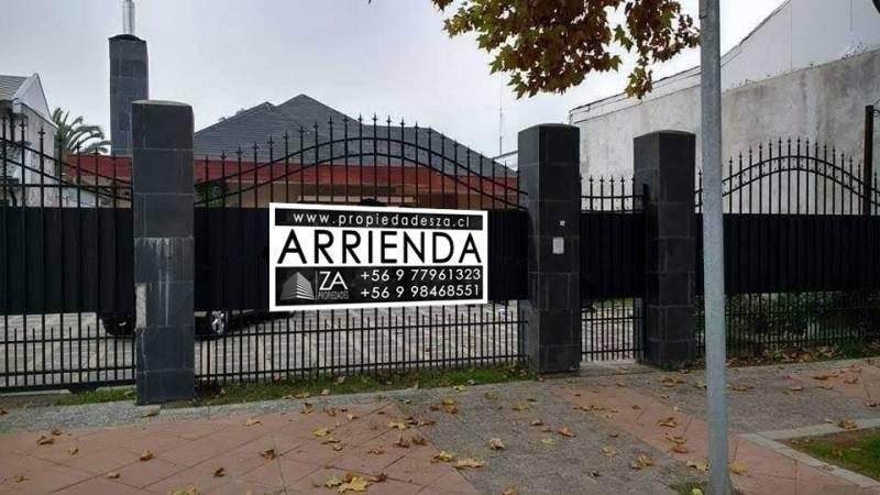 HERMOSA CASA PARA INSTITUCIONES, TALCA.