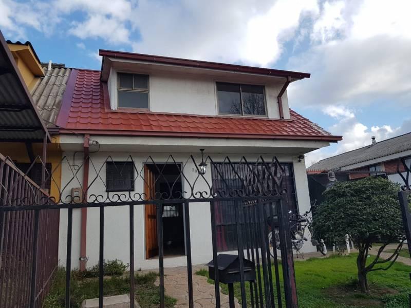 CASA EN VILLA NUEVA HOLANDA, TALCA.