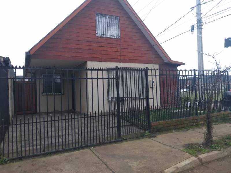 CASA EN HUERTOS DE SAN MIGUEL, TALCA.