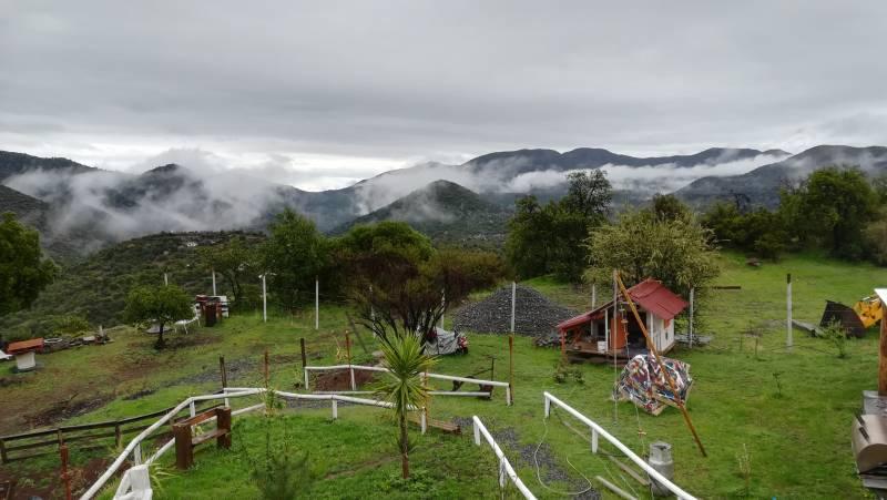 ALTO HUINGANES, MACHALÍ. REGIÓN DE O'HIGGINS