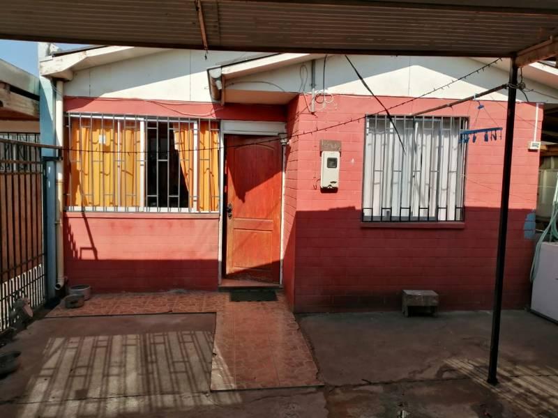 CASA UBICADA  EN VILLA DON  ALBERTO, RANCAGUA